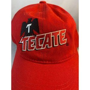 Official Tecate Mexican Beer Clip Back Ball Cap